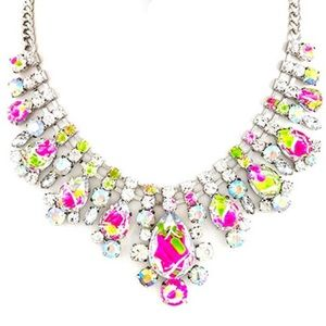 ZokyDoky Jewelry - ZokyDoky's Firecracker Statement Necklace,NWT